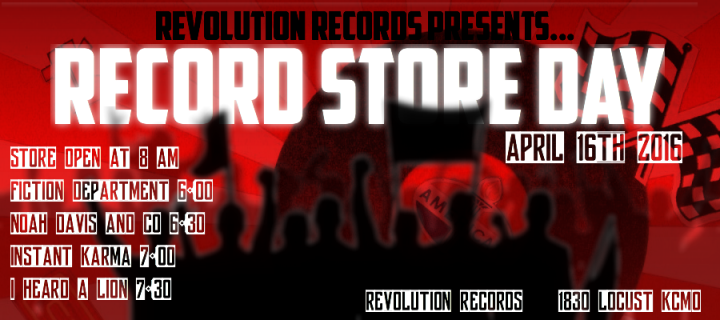 Record Store Day image revolution records FIXED